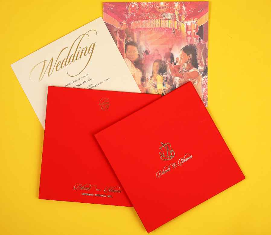 Classic And Traditional Arabic Wedding Cards Design And Printing In ...