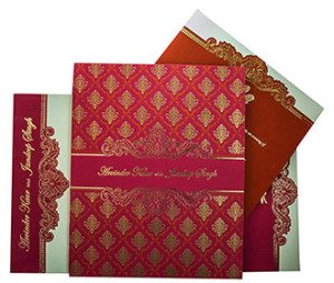 indian-wedding-invite-in-pink-with-foiling-works