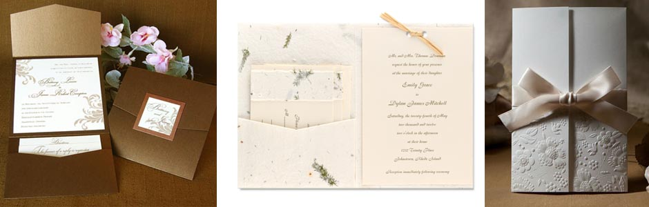 Affordable Folded Wedding Invitation Cards Printing In Dubai